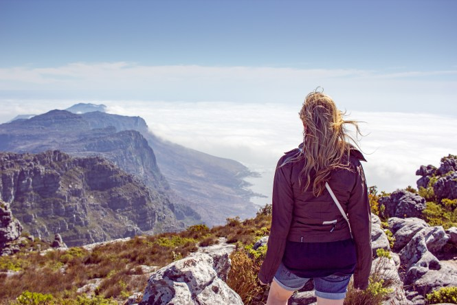 Table Mountain, SA