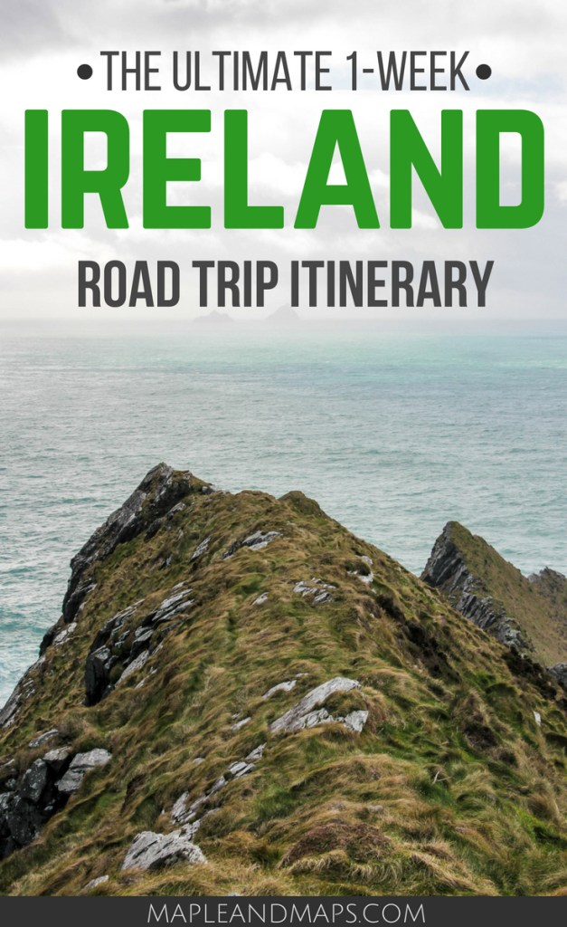 The Ultimate One Week Ireland Road Trip Itinerary