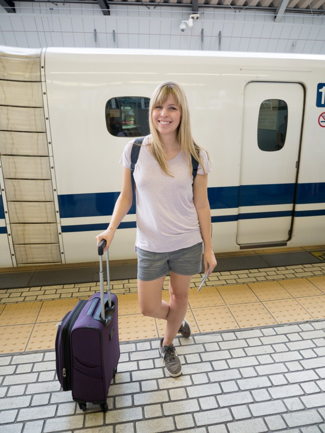 Japan Rail Travel