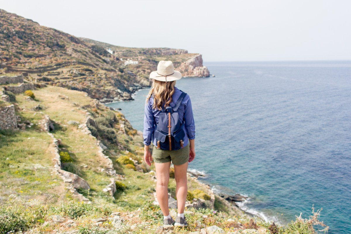 What to Pack for Greece in the Spring