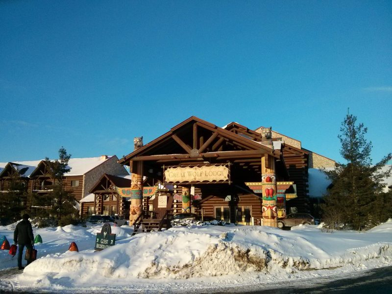 Great Wolf Lodge Niagara review | Toronto sites | Things to do around Toronto | Toronto in the winter time | Maple and Marigold