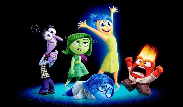 Inside Out movie review | Disney Pixar | Maple and Marigold
