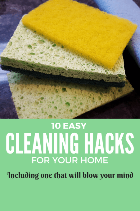 10 Easy Cleaning Hacks For Your Home