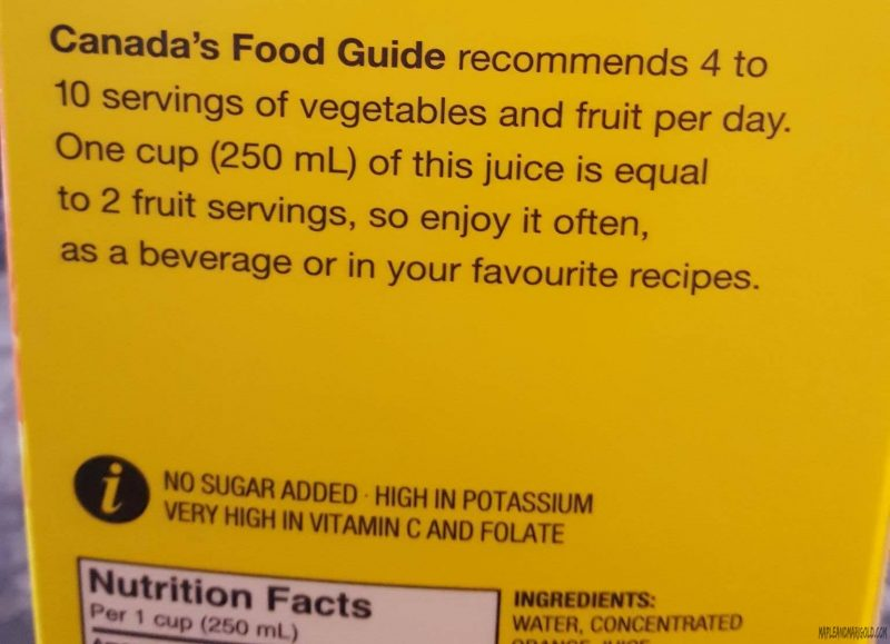 Juice is not fruit - open letter to Health Canada   Healthy Living   Healthy Kids   Healthy Eating, Clean Eating   MapleandMarigold.com
