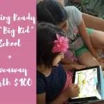 Reading strategies for big girl school | back to school tips | Ooka Island $100 giveaway