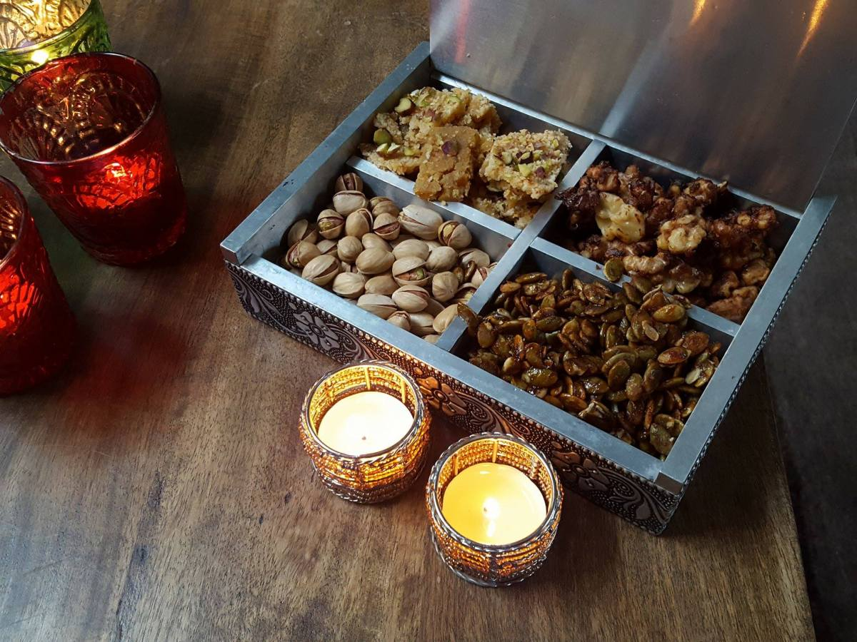 4 Homemade Diwali Snacks Made Easy