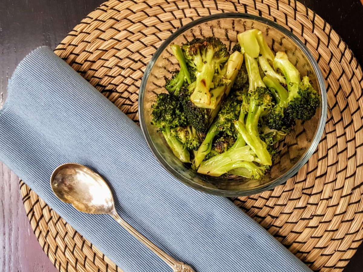 The healthiest (and only) way to cook Broccoli