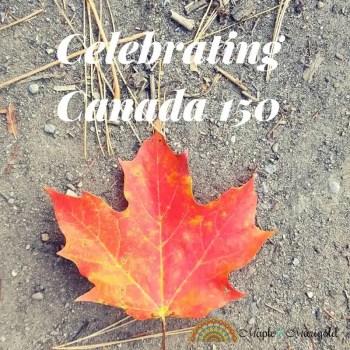 Maple and Marigold Canada150