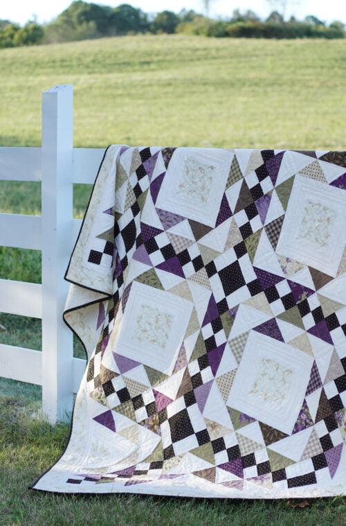 Shenandoah Valley Quilt Pattern