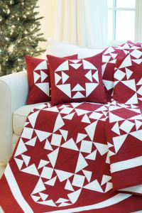 Starlit Road Quilt Pattern