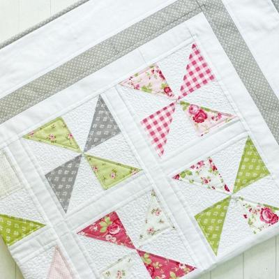 Pinwheel Delight Quilt Pattern pic 2