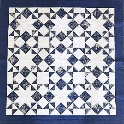 Positively Stellar Quilt Pattern pic 2