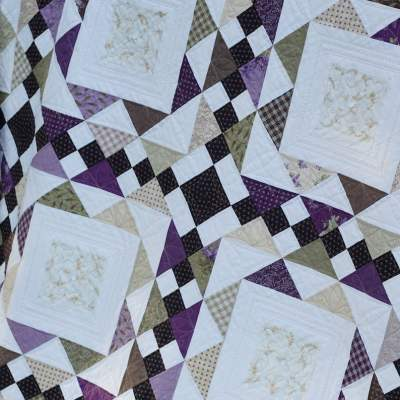 Shenandoah Valley Quilt Pattern pic 2