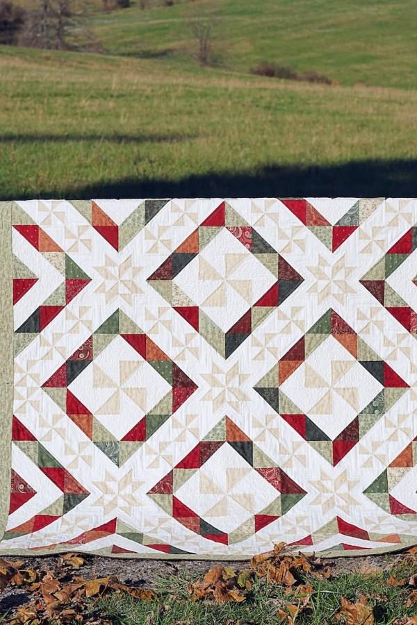 Winter Wonderland Quilt Pattern pic 3
