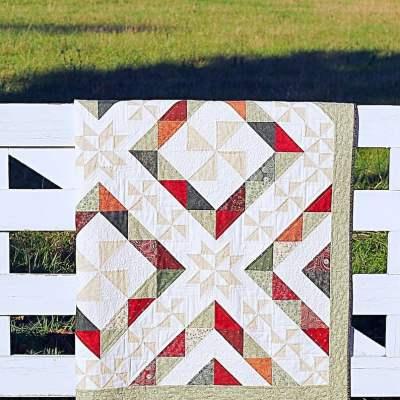 Winter Wonderland Quilt Pattern pic 2