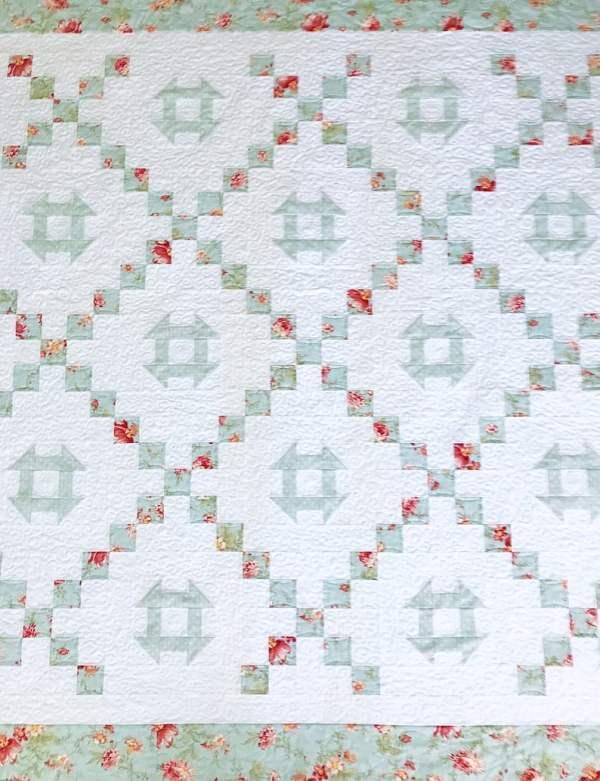 Tea Garden Quilt Pattern pic 3