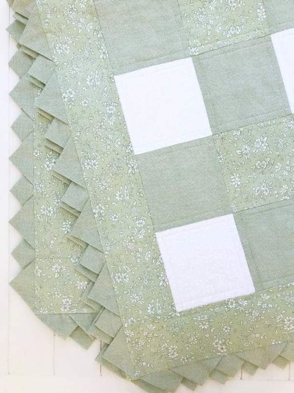 Gingham Check Days Quilt Pattern pic 3