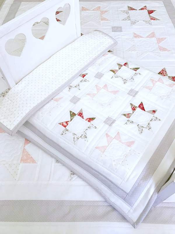 Darling Stars Quilt Pattern pic 2