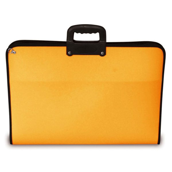 Academy Case in orange