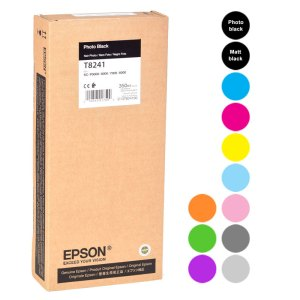 Epson Cartridges SC-P series 350ml