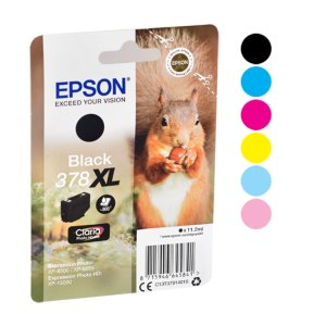 Epson Cartridges 378XL