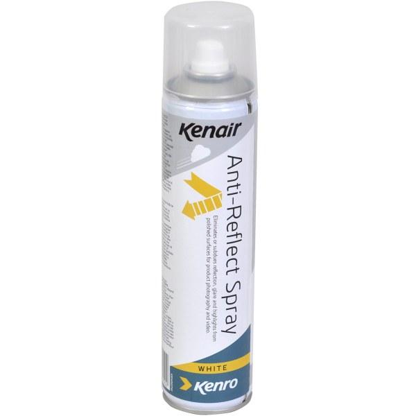 Kenro anti-reflect spray white