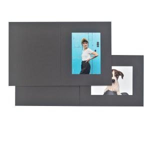 Rhapsody black folders