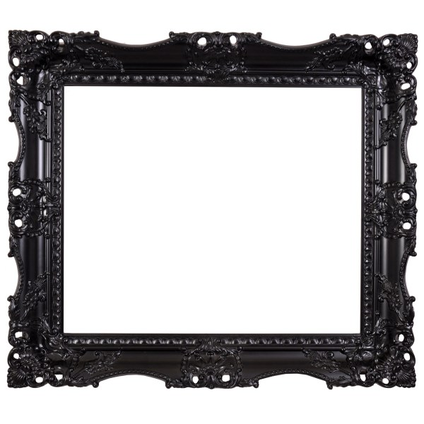 Swept frame 627 black