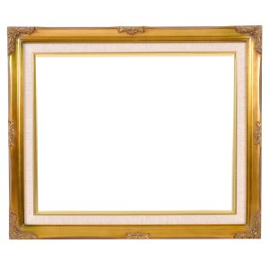 Swept frame 813 gold