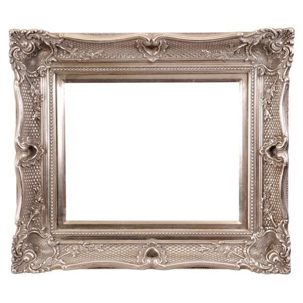 Swept frame 889 silver