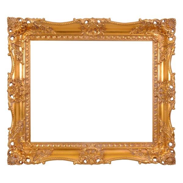 Swept frame 627 gold