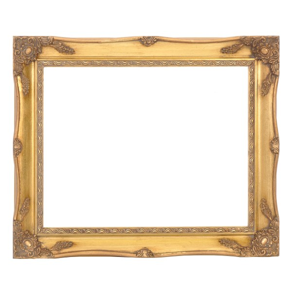 Swept frame 737 gold