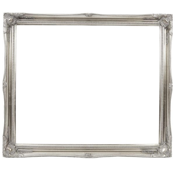 Swept frame 816 in silver