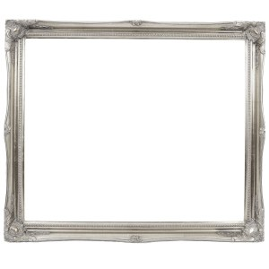 Swept frame 816 in silver
