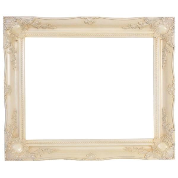 Swept frame 829 in ivory