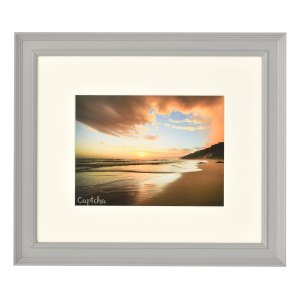 Fallon 30 Pale Grey frame with mount