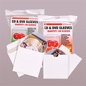 CD-DVD Sleeves & Mailers