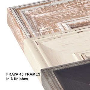 Fraya 46 frames in 6 finishes