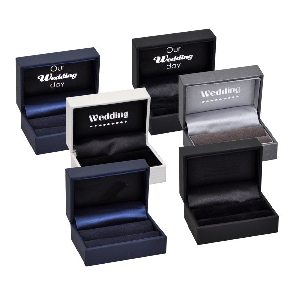 Luxury presentation boxes for flash drive