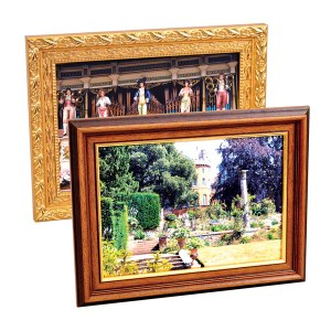 Traditional Real Wood Frames