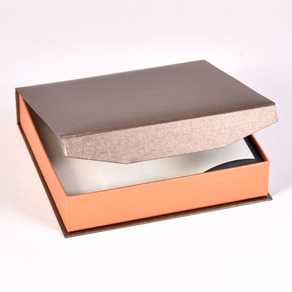 Bliss 2 print box in bronze/copper