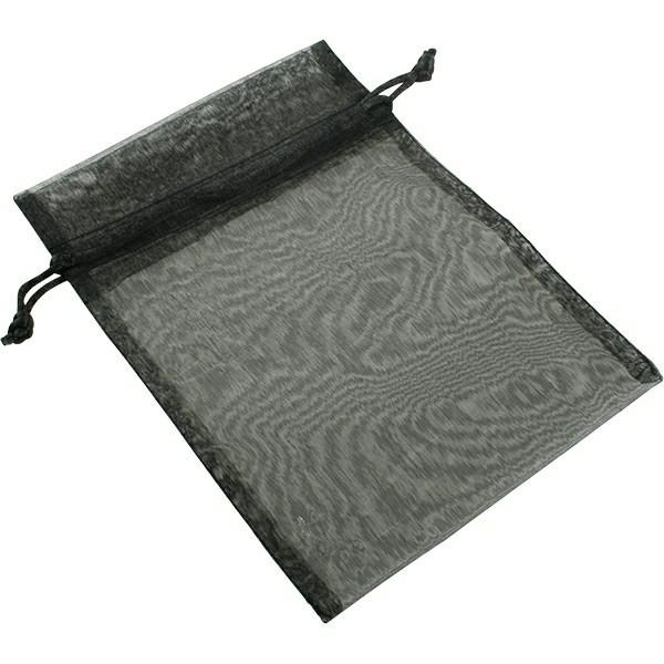 Black Organza Bag (optional)