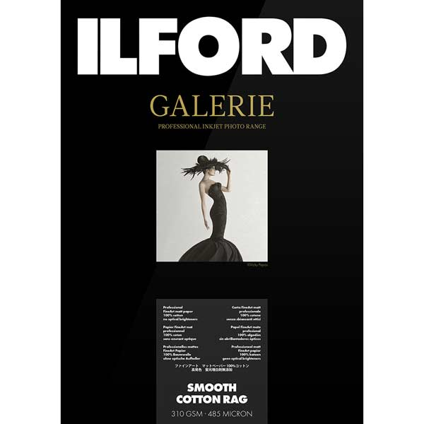 Ilford Galerie Smooth Cotton Rag