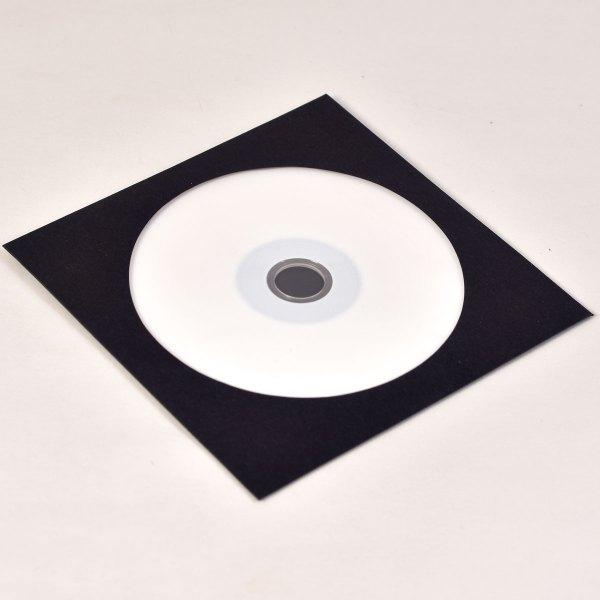 CD-DVD Paper Wallets/envelopes - single disc
