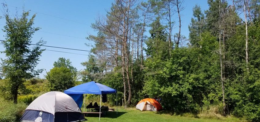 End of Season Specials | $25 Tent Sites