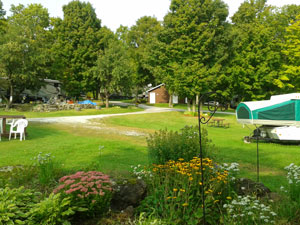 Maple Grove Campground in Vermont
