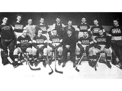 Vítězové Stanley Cupu v sezoně 1921-22