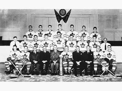 Vítězové Stanley Cupu v sezoně 1944-45