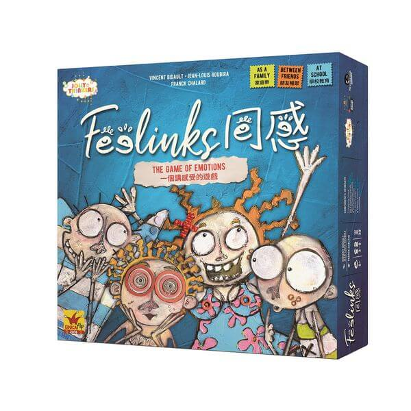 Feelinks 同感