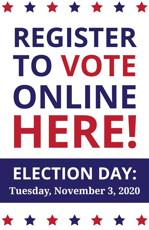 communications voter registration